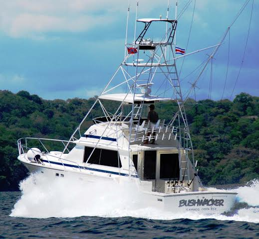 Charter a fishing boat for a half day or a full day in Sportfishing capital Flamingo