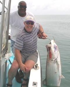 Tarpon fishing in both Costa Rica and Nicaragua